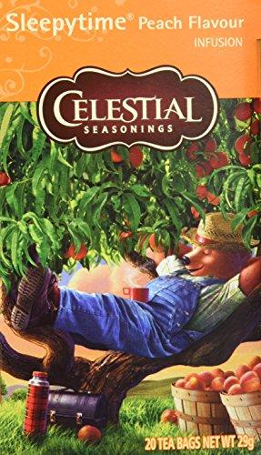 Celestial Seasonings Sleepytime Peach, 6er Pack (6 x 29 g)