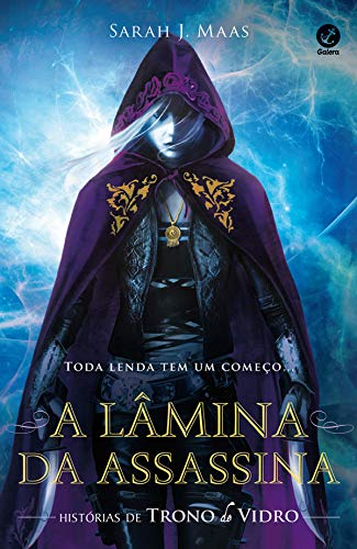 A lâmina da assassina - Trono de vidro - vol. 1,5