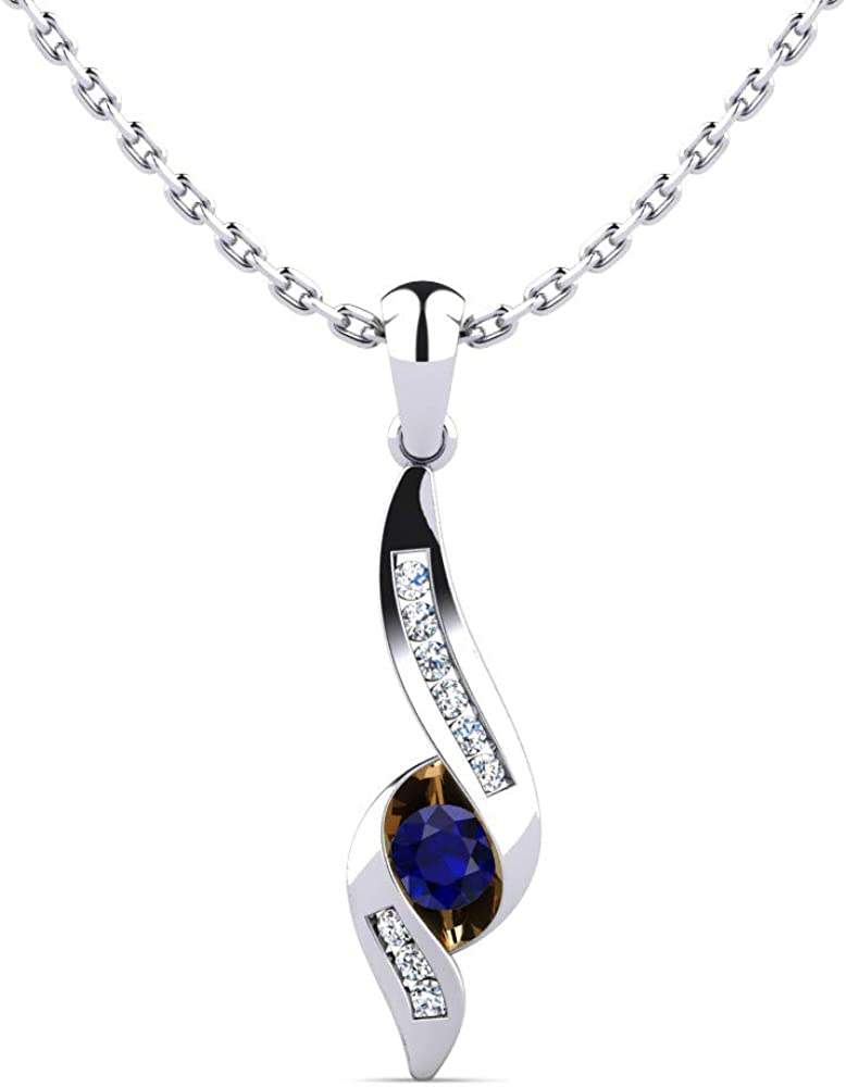 Galapel Indianapolis Mall Gombardini Personalized Necklaces List price Women Simulat for with