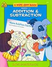 Addition & Subtraction 1-2 Write and Reuse Workbook