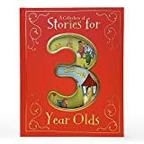 Best Books For 3 Year Old Girls - A Collection of Stories for 3 Year Olds Review