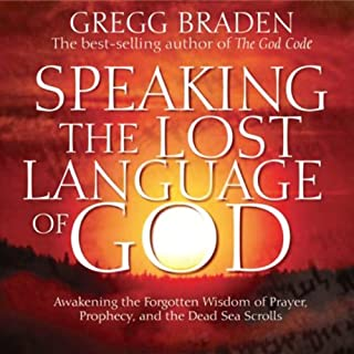 Speaking the Lost Language of God cover art
