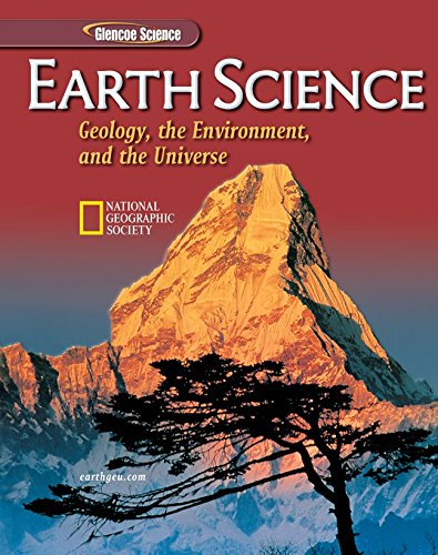 Compare Textbook Prices for Earth Science: Geology, the Environment, and the Universe Student Edition ISBN 9780078664236 by McGraw-Hill Education