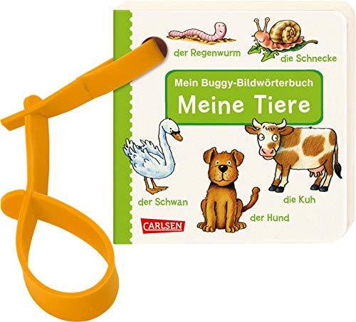 Buggy-Bücher: Mein Buggy-Bildwörterbuch: Meine Tiere