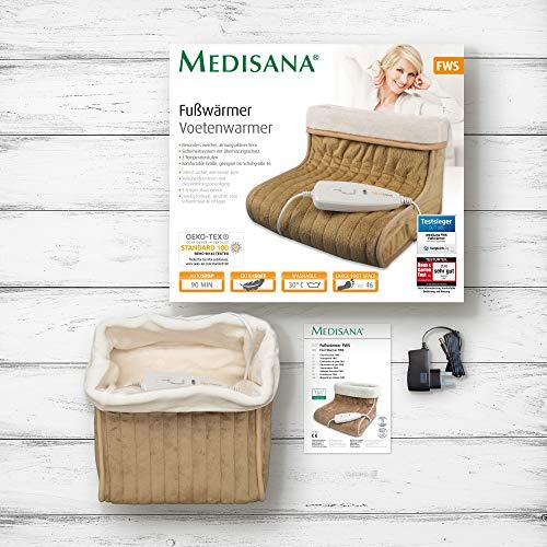 Medisana FWS Fußwärmer - 7