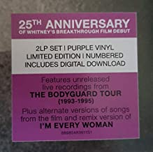 I WISH YOU LOVE MORE FROM THE BODYGUARD NUMBERED PURPLE