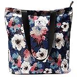Best Tote Bag For Women - Original Floral Tote Bag Shoulder Bag for Gym Review