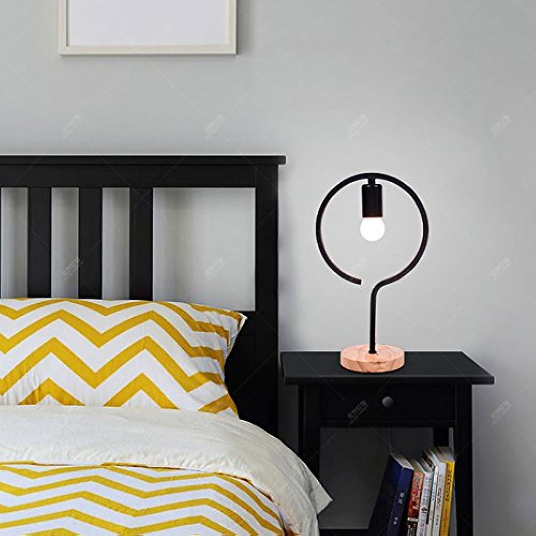 calidad garantizada YY-ZP Lámpara de cabecera de Dormitorio Lámpara Lámpara Lámpara de Escritorio de Moda Creativa Lámpara de Mesa Decorativa Moderna Simple Lámpara de Noche (Color   B)  productos creativos