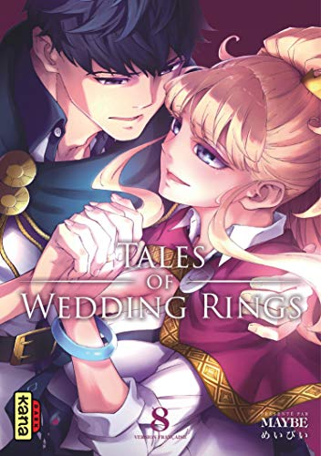 Tales of Wedding Rings Edition simple Tome 8