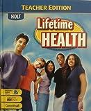 Lifetime Health, Teacher Edition by David P....