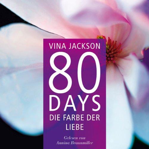 80 Days - Die Farbe der Liebe cover art