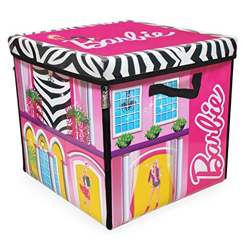 Barbie A1465XX - Zipbin casa de ensueño, caja de