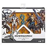 Overwatch Ultimates Series - Pack de 2 Figurines Hanzo et Genji - 15cm
