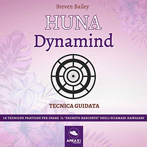 Huna - Dynamind audiobook cover art