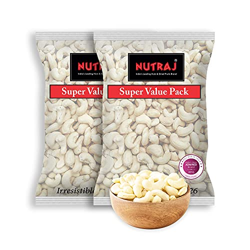 Nutraj Cashew Nuts W450 800g (2 x 400g)