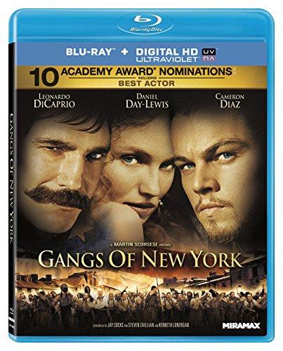 Gangs Of New York [Edizione: Stati Uniti] [Reino Unido] [Blu-ray]