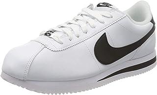 NIKE Men's Cortez Basic Leather Shoe, Zapatillas de Trail Running para Hombre