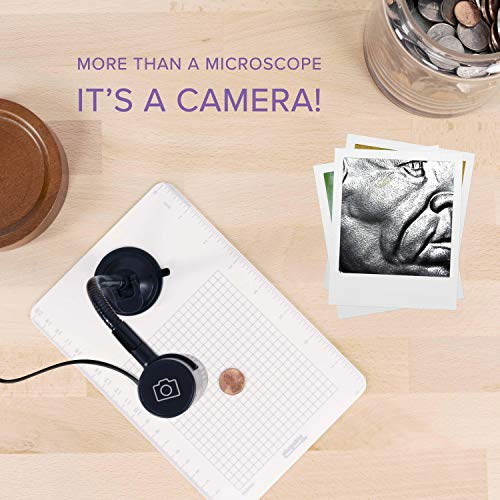 USB Digital Microscope is a cool gadget for tweens