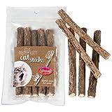 PRETTY KITTY 5 bastoncini stick dentali per gatti – In legno di...