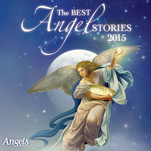 The Best Angel Stories 2015  By  cover art