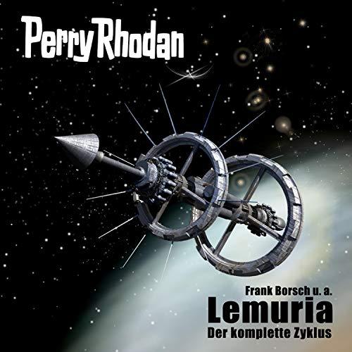 PERRY RHODAN Lemuria. Der komplette Zyklus cover art