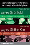 A Complete Repertoire For Black For Strategically Minded Players-Dembo, Yelena Hellsten, Johann
