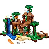 LEGO Minecraft The Jungle Tree House 21125
