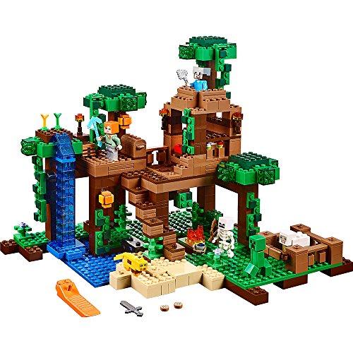 LEGO Minecraft The Jungle Tree House 21125