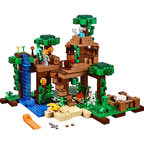 LEGO Minecraft The Jungle Tree House 21125 by LEGO