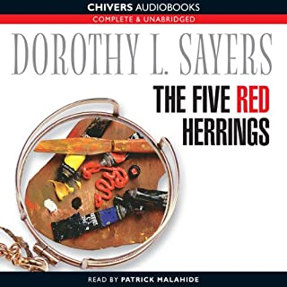 The Five Red Herrings cover art