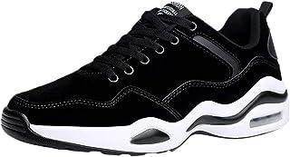 Zapatillas para Hombre Zapatillas Deportivas Casual Zapatillas de Deporte Zapatillas Deporte Hombre Zapatos para Correr Athletic Cordones Running Sports Sneakers Zapatos Novio