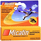 Pack of 3 EACH MICATIN CREAM 0.5OZ PT9771802