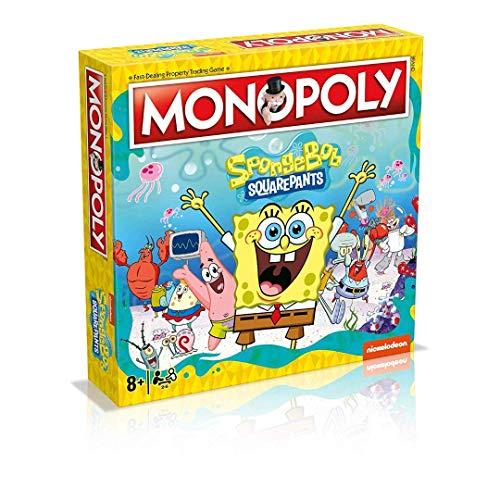Monopol SpongeBob Schwammkopf Brettspiel