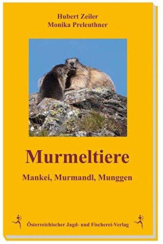 Murmeltiere: Mankei, Murmandl, Munggen