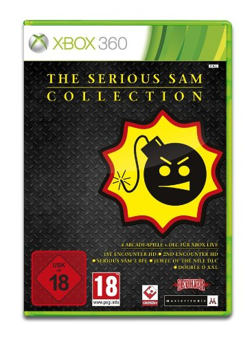 The Serious Sam Collection [import allemand]