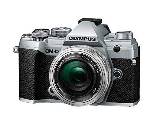 Olympus E-M5 Mark III 1442EZ Silve