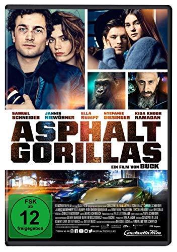 Asphaltgorillas (2018) ( )