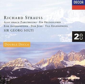 Strauss, R.: Ein Heldenleben; Also Sprach Zarathustra; Don Juan, etc.