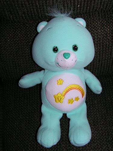 Care Bears Stuffed Plush 12 Wish Bear by Care Bears