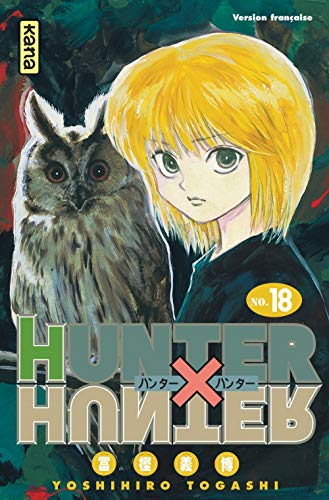 Hunter X Hunter, tome 18