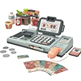 Best Toy Cash Registers - RVEE Toy Cash Register Shopping Pretend Play Money Review
