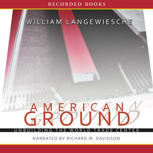American Ground audiobook cover art