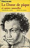 La dame de pique et autres nouvelles - Garnier - 07/05/1988