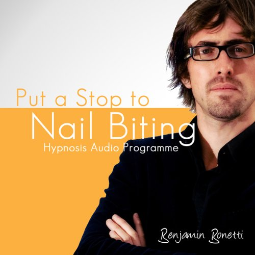 Stop Nail Biting with Hypnosis Titelbild