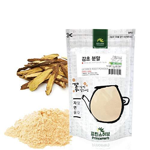 [Medicinal Korean Herbal Powder] 100% Natural Licorice Root/Sweet Root Powder 감초분말 (8oz)