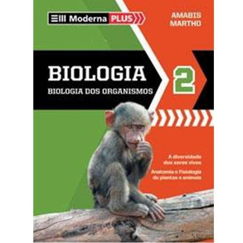 Moderna Plus - Biologia - V. 02