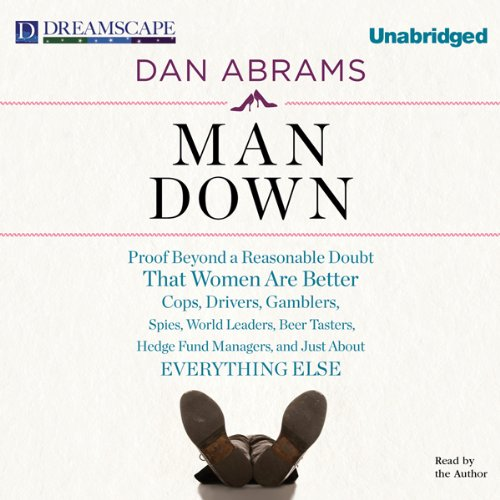 Man Down audiobook cover art