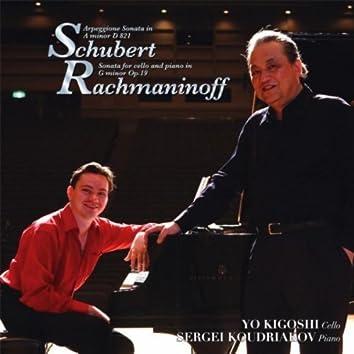 Schubert & Rachmaninov