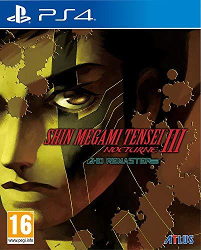 Shin Megami Tensei III Nocturne HD (Playstation 4)