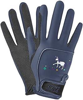 Bleu Marine XS Riders Trend pour Femme 10060388-nvy-xs Equestrian Extensible FB-serino avec Softshell Gants d/équitation